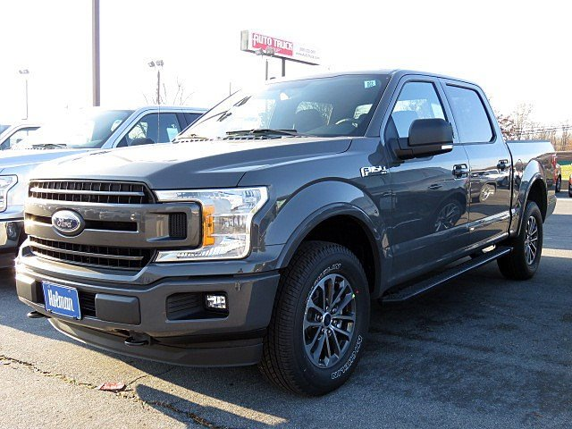 2018 F-150 Crew Cab 4x4, Pickup #JFB18933 - photo 1