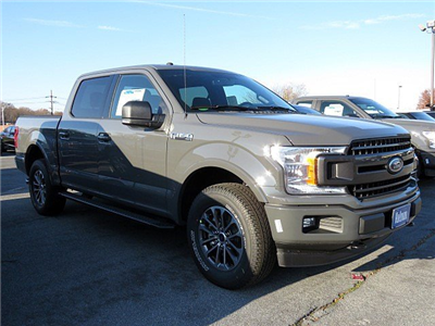 2018 F-150 Crew Cab 4x4, Pickup #JFB18933 - photo 4