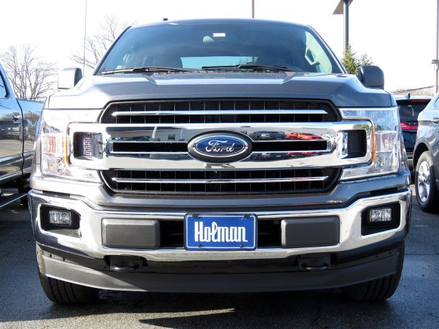 2018 F-150 Crew Cab 4x4, Pickup #JFB19319 - photo 3