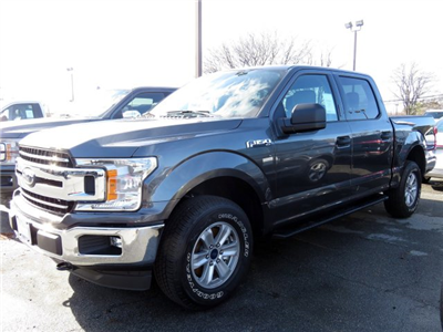 2018 F-150 Crew Cab 4x4, Pickup #JFB19319 - photo 1