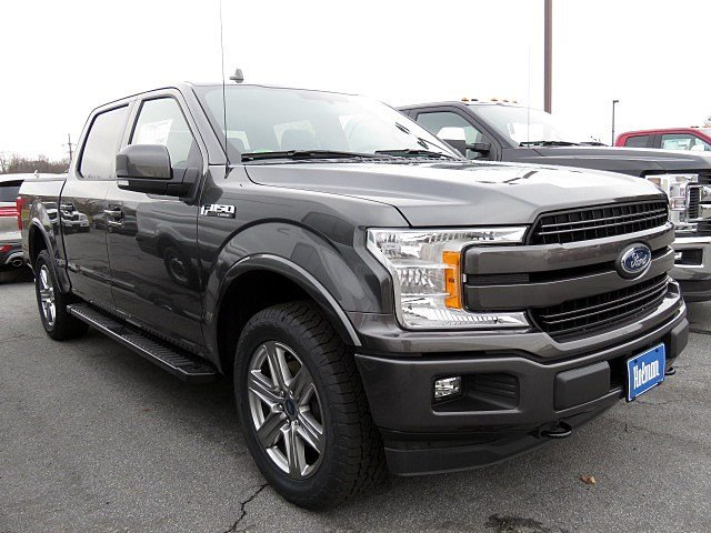 2018 F-150 SuperCrew Cab 4x4, Pickup #JFB48703 - photo 4
