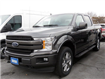 2018 F-150 SuperCrew Cab 4x4, Pickup #JFB48703 - photo 1