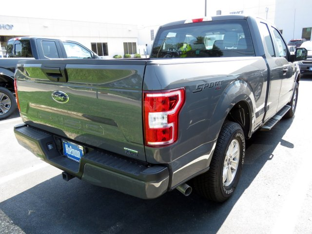 2018 F-150 Super Cab 4x4,  Pickup #JFB62202 - photo 7