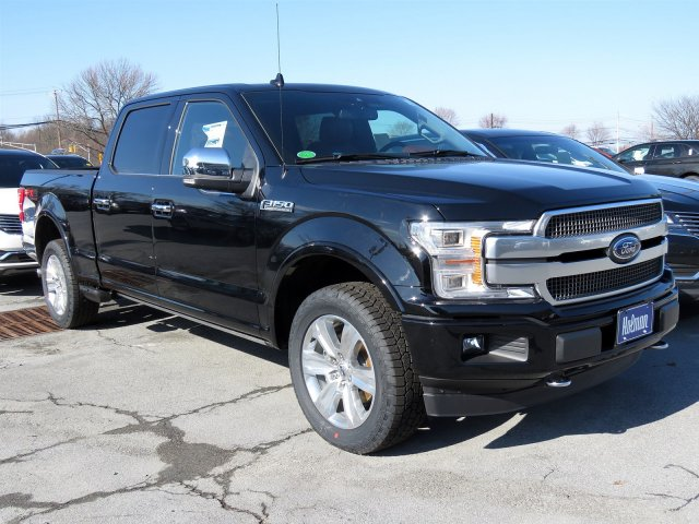 2018 F-150 Crew Cab 4x4, Pickup #JFC08185 - photo 4