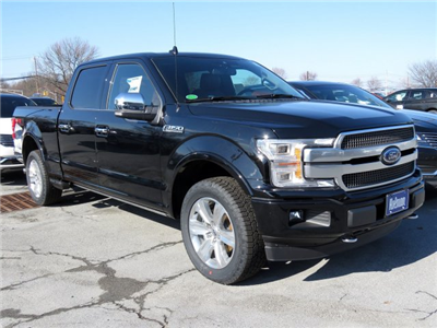 2018 F-150 SuperCrew Cab 4x4,  Pickup #JFC08185 - photo 4