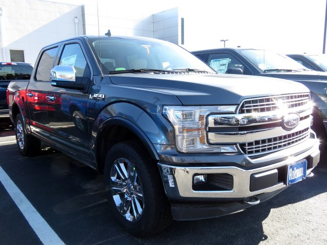 2018 F-150 SuperCrew Cab 4x4, Pickup #JFC08188 - photo 4