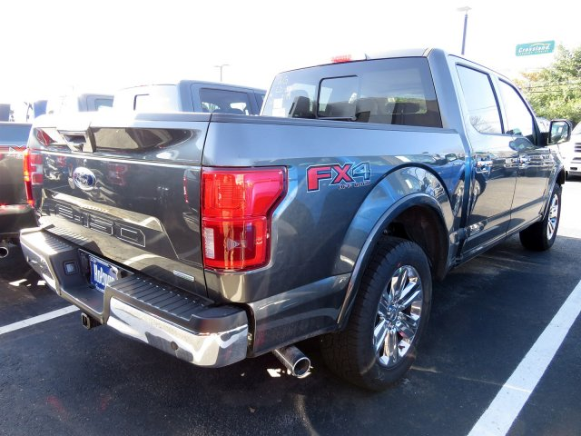 2018 F-150 SuperCrew Cab 4x4, Pickup #JFC08188 - photo 7
