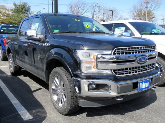 2018 F-150 Crew Cab 4x4, Pickup #JFC08189 - photo 4