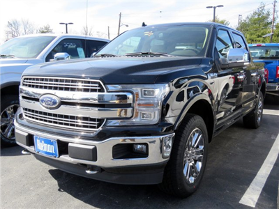 2018 F-150 Crew Cab 4x4, Pickup #JFC08189 - photo 1