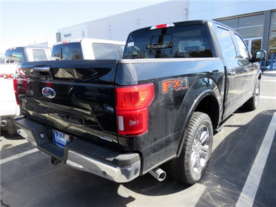 2018 F-150 Crew Cab 4x4, Pickup #JFC08189 - photo 7