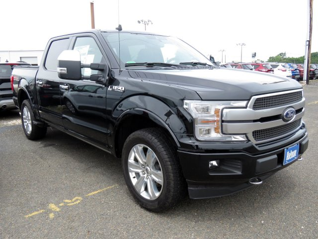2018 F-150 SuperCrew Cab 4x4,  Pickup #JFC75594 - photo 4