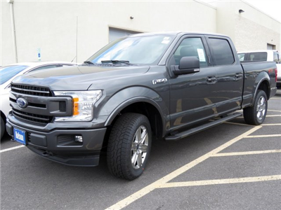 2018 F-150 SuperCrew Cab 4x4,  Pickup #JFD22880 - photo 1