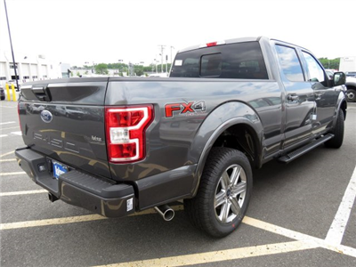 2018 F-150 SuperCrew Cab 4x4,  Pickup #JFD22880 - photo 7