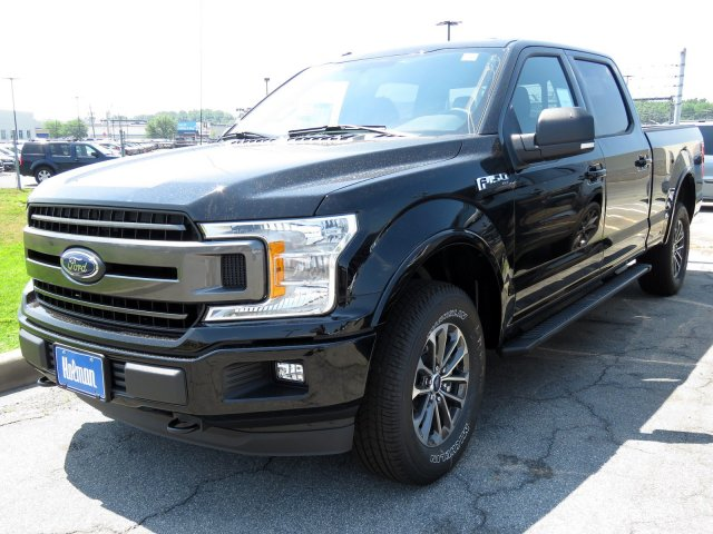 2018 F-150 SuperCrew Cab 4x4,  Pickup #JFD30947 - photo 1