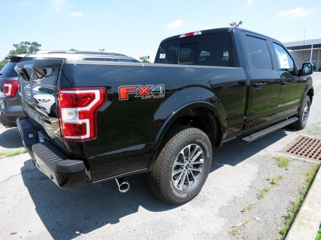 2018 F-150 SuperCrew Cab 4x4,  Pickup #JFD30947 - photo 7