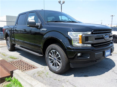 2018 F-150 SuperCrew Cab 4x4,  Pickup #JFD30947 - photo 4