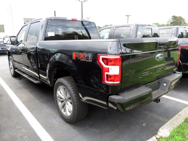2018 F-150 SuperCrew Cab 4x4,  Pickup #JFD36251 - photo 2