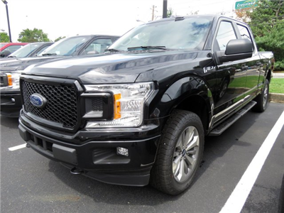 2018 F-150 SuperCrew Cab 4x4,  Pickup #JFD36251 - photo 1
