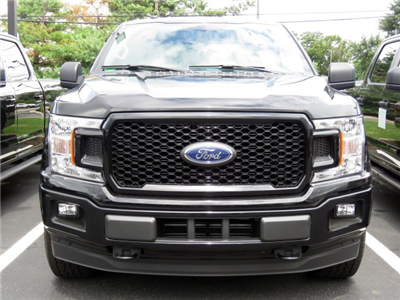 2018 F-150 SuperCrew Cab 4x4,  Pickup #JFD36251 - photo 3