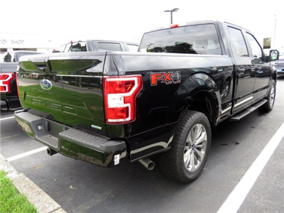 2018 F-150 SuperCrew Cab 4x4,  Pickup #JFD36251 - photo 7