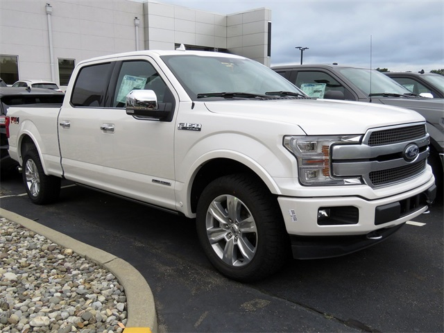 2018 F-150 SuperCrew Cab 4x4,  Pickup #JFE01091 - photo 4