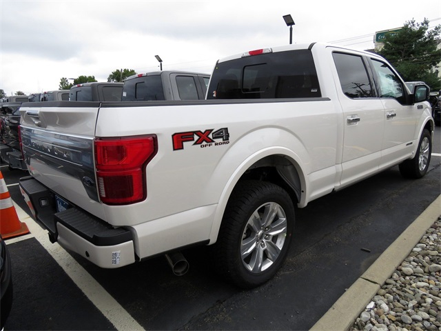 2018 F-150 SuperCrew Cab 4x4,  Pickup #JFE01091 - photo 7