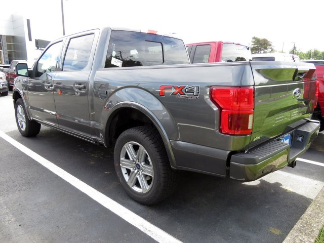 2018 F-150 SuperCrew Cab 4x4,  Pickup #JFE13282 - photo 2
