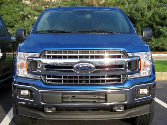 2018 F-150 SuperCrew Cab 4x4,  Pickup #JFE34721 - photo 3