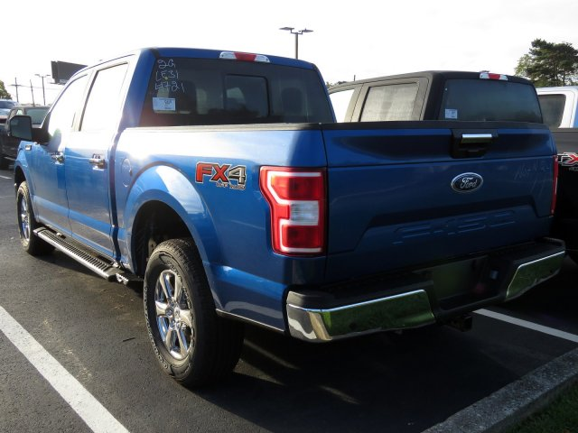2018 F-150 SuperCrew Cab 4x4,  Pickup #JFE34721 - photo 2