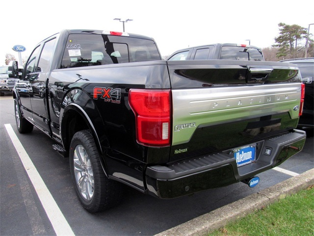 2018 F-150 SuperCrew Cab 4x4,  Pickup #JFE34724 - photo 2