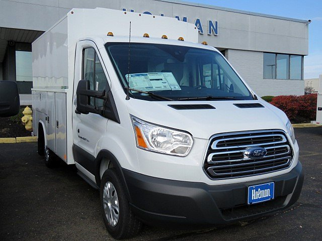 2018 Transit 350, Reading Service Utility Van #JKA02665 - photo 4