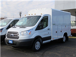 2018 Transit 350, Reading Service Utility Van #JKA02665 - photo 1