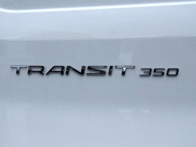 2018 Transit 350 High Roof 4x2,  Empty Cargo Van #JKA12788 - photo 11