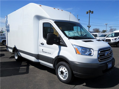 2018 Transit 350 HD DRW, Cutaway Van #JKA16794 - photo 4