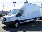 2018 Transit 350 HD DRW, Cutaway Van #JKA16794 - photo 1