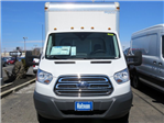 2018 Transit 350 HD DRW 4x2,  Dejana Truck & Utility Equipment DuraCube Cutaway Van #JKA33198 - photo 4
