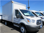 2018 Transit 350 HD DRW 4x2,  Dejana Truck & Utility Equipment DuraCube Cutaway Van #JKA33198 - photo 1