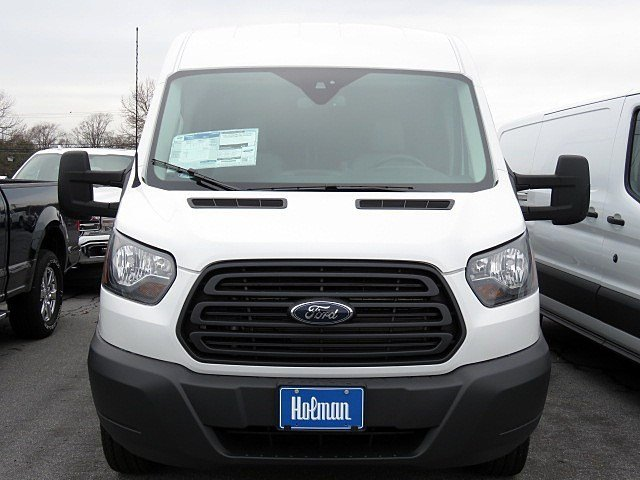 2018 Transit 250 Med Roof 4x2,  Empty Cargo Van #JKA33945 - photo 4