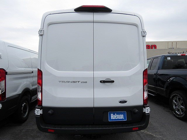 2018 Transit 250 Med Roof 4x2,  Empty Cargo Van #JKA33945 - photo 7