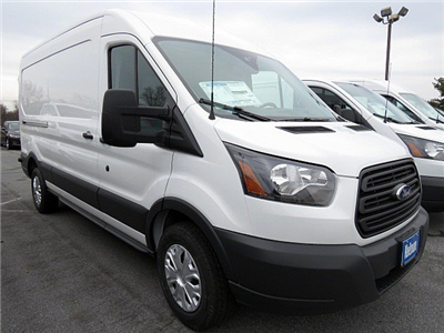 2018 Transit 250 Med Roof,  Empty Cargo Van #JKA33945 - photo 1
