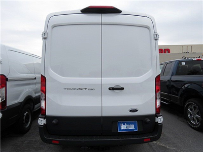 2018 Transit 250 Med Roof,  Empty Cargo Van #JKA33945 - photo 7