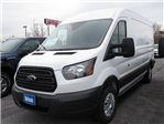 2018 Transit 250 Med Roof,  Empty Cargo Van #JKA33945 - photo 3