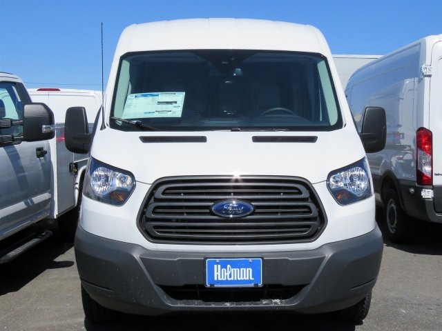 2018 Transit 250 Med Roof 4x2,  Empty Cargo Van #JKA40934 - photo 3