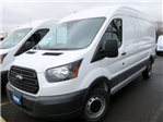 2018 Transit 250 Med Roof 4x2,  Empty Cargo Van #JKA50541 - photo 1
