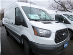 2018 Transit 250 Med Roof 4x2,  Empty Cargo Van #JKA50541 - photo 4