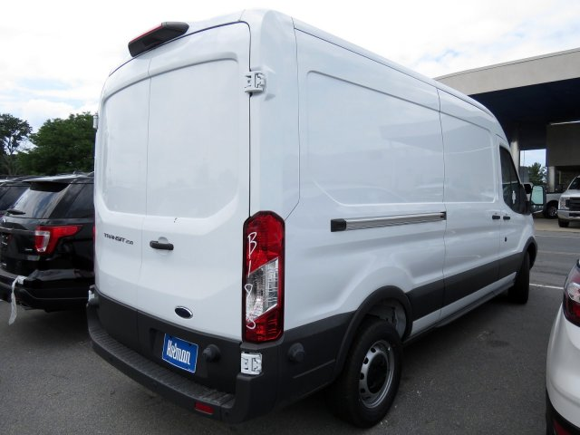2018 Transit 250 Med Roof 4x2,  Empty Cargo Van #JKA77305 - photo 2