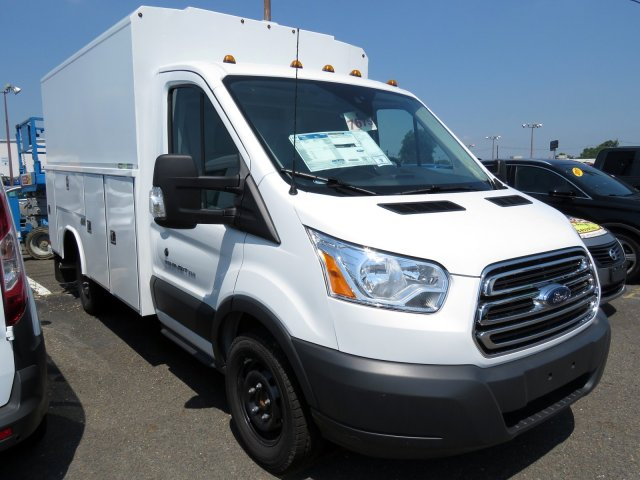 2018 Transit 350 4x2,  Reading Service Utility Van #JKA92986 - photo 3