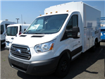 2018 Transit 350 4x2,  Reading Service Utility Van #JKA92986 - photo 1