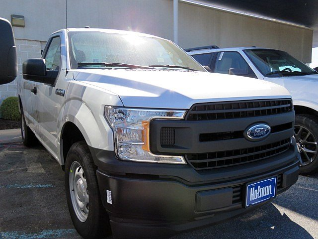 2018 F-150 Regular Cab 4x2,  Pickup #JKC18094 - photo 4