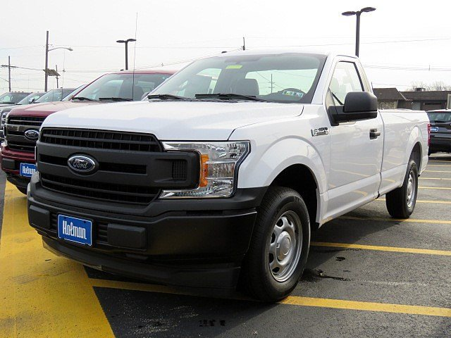 2018 F-150 Regular Cab, Pickup #JKC18115 - photo 1